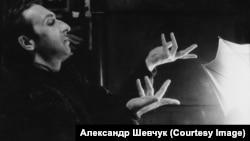 Леонид Войцехов. Фото из архива Петра Ширковского