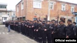 Колония в городе Сегежа, где отбывает наказание Михаил Ходорковский