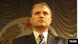 Transdniester's new leader Yevgeny Shevchuk