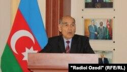Первый президент Таджикистана скончался 8 июня 2016 года в г. Душанбе