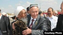 Uzbekistan - people's poet of Uzbekistan, Hero of Uzbekistan Abdulla Oripov
