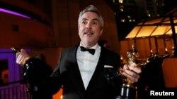 Альфонсо Куарон отримав днями премію «Оскар» в категорії «Найкращий режисер» за фільм «Рома»