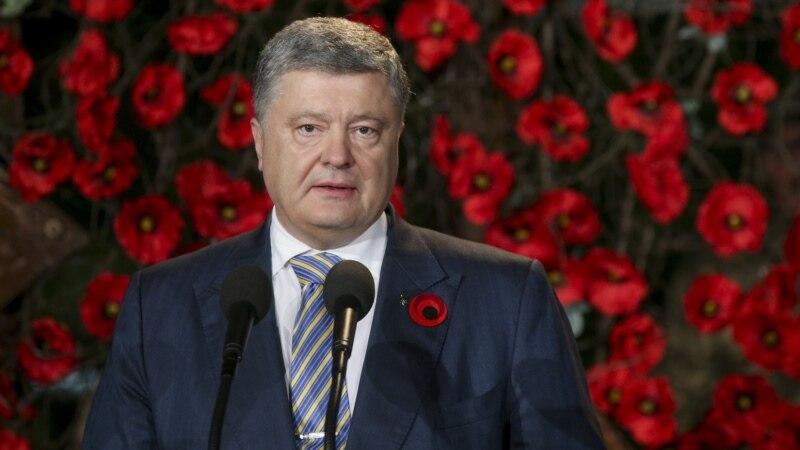 Poroshenko Enacts New Sanctions Against Russia