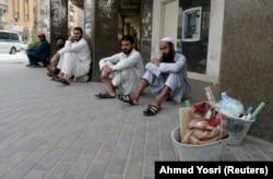 ډاکتر اپرېدی وايي، سعودي عرب ته مزودرۍ ته تلونکې زیاتره پښتانه تعلیمیافته نه وي