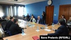 Sjednica Odbora za međunarodne odnose