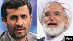 مناظره احمدینژاد کروبی بار دیگر موضوع هاله نور را به افکار عمومی یادآوری کرد