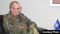 Komandanti i KFOR-it, Volker Halbauer