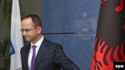 Ministri i Jashtëm i Shqipërisë, Ditmir Bushati