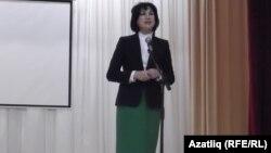Мәгариф министры урынбасары Венера Вәлиева
