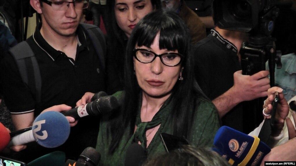 «В столице, наконец-то, должен быть мэр-женщина» - Наира Зограбян