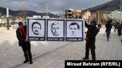 Građanski protesti u Mostaru, 2015.