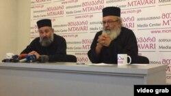 Сегодня представители грузинского духовенства созвали брифинг и пригрозили конституционным судьям божьей карой за легализацию употребления марихуаны