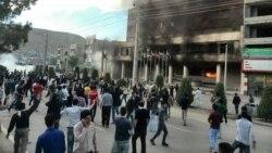اعتراضها در مهاباد چگونه شکل گرفت؟