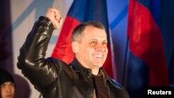 Володимир Константинов, спікер нелегітимного Парламенту Криму