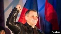 Володимир Константинов, 30 березня 2014 року