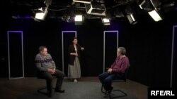 Дебаты в кишиневской студии Свободной Европы