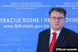 Nermin Nikšić, predsjednik SDP BiH