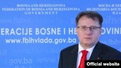 Nermin Nikšić, predsjednik BiH