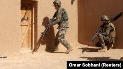 نیرو های افغان