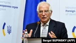 Представитель ЕС по внешней политике Жозеп Боррель.