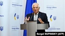 ԵՄ արտաքին հարաբերությունների և անվտանգության հարցերով բարձր ներկայացուցիչ Ժոզեպ Բորել, արխիվ