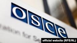 OSCE logo.