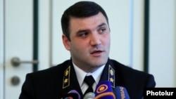 Генпрокурор Армении Геворк Костанян (архив)