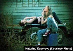 Диана Берг и Катя Кострова. Фото Катерины Купыревой