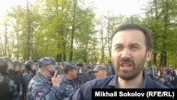 Илья Пономарев, Болотная набережная, 6 мая 2012 г