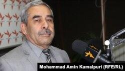 جنرال محمد رادمنش معاون سخنگوی وزارت دفاع افغانستان