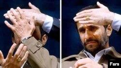 محمود احمدی نژاد، رییس دولت دهم جمهوری اسلامی ایران