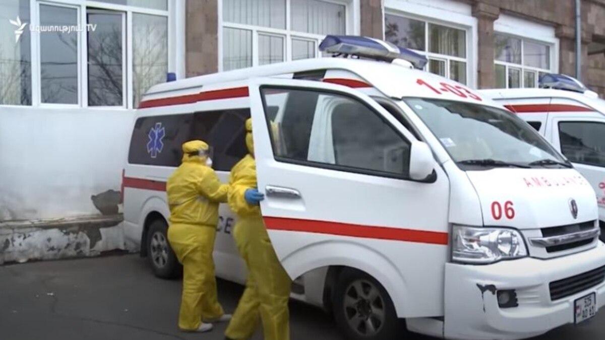 COVID-19: За сутки от коронавируса в Армении скончались 5 человек