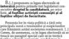 Articolul 8 al Proclamației de la Timișoara