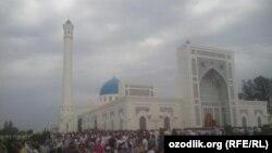 Мечеть «Минор» в месяц Рамазан.