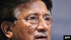Бывший президент Пакистана Первез Мушарраф