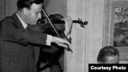 Yehudi Menuhin și George Enescu