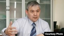 Уалихан Кайсаров, претендент в кандидаты на пост президента Казахстана.