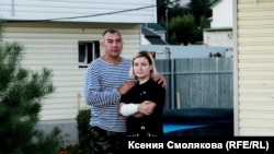Андрей и Инга Волженины