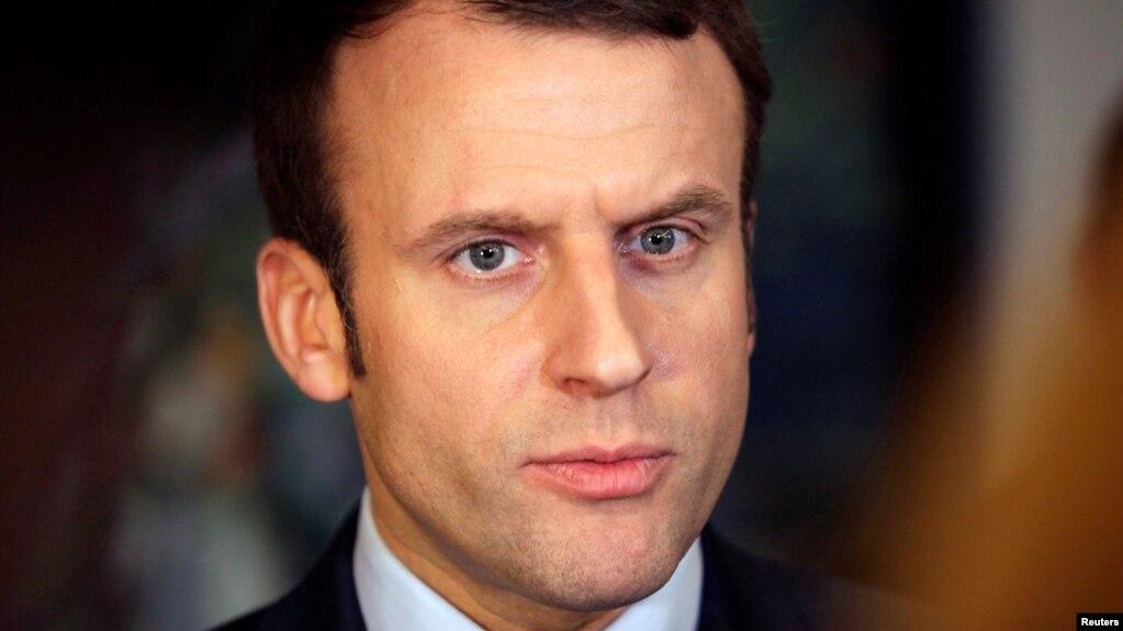 Rusiyanı narahat edən namizəd - Emmanuel Macron