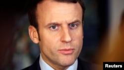 Президент Франції Емманюель Макрон