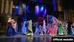 Musiqili Teatrın balet truppası