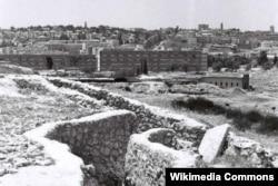 Иорданские траншеи на Арсенальной горке. 1967 год, Шестидневная война