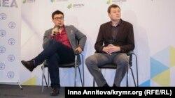 Тарас Березовець і Роман Остапчук