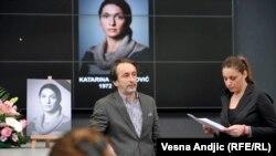 Tanja Nikolić Đaković i Veselin Simonović