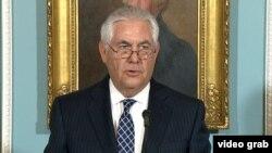 رکس تیلرسون می گوید، بتدریج اعتماد بین آمریکا و پاکستان از بین رفته است.