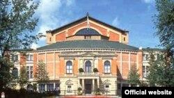 Оперний театр у Байройті, де відбуваються фестивалі творів Ріхарда Вагнера