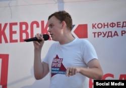Дмитрий Бегишев