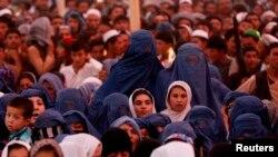 برخی از زنان افغان