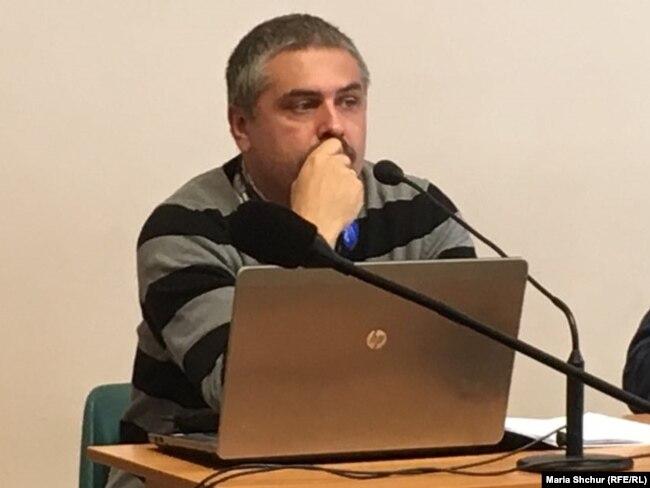 Олесь Кульчинський, історик Стамбульського університету