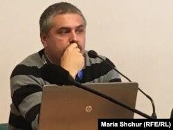 Олесь Кульчинський, історик, Стамбульський університет